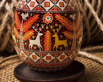 Beautiful Painted Egg, Easter eggs, Ukrainian Pysanka