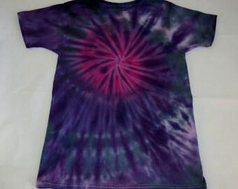 Tie Dye Children's T-Shirt 10-12