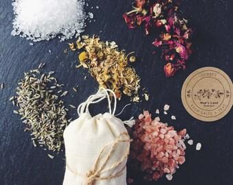 Bath Tea 4oz | Aromatherapy