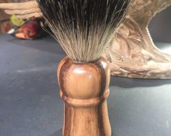 Salon quality best Badger shaving brushes supper soft in figured Yew amazing brush