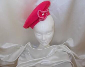 Hat girl, handmade ref: CH8.