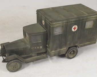 1/35 Built Zis Ambulance