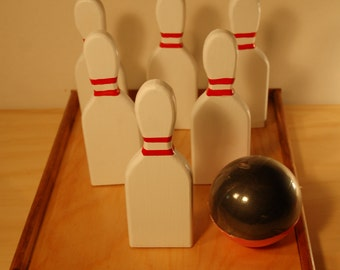 Portable Bowling Alley