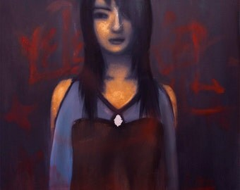 Fatal Frame - Oil Painting