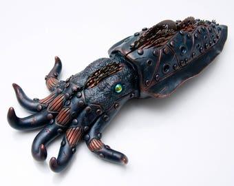 Cuttlefish Sculpture