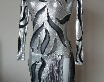 Ballroom Latin Dance Dress