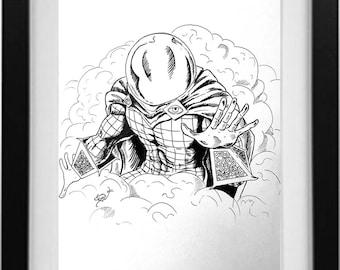 Spider-Man's Mysterio