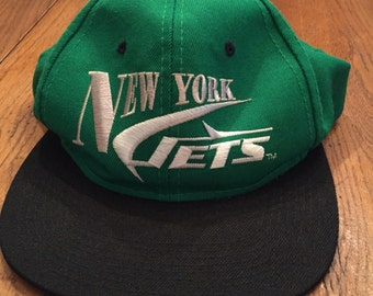 Vintage New York Jets Snapback