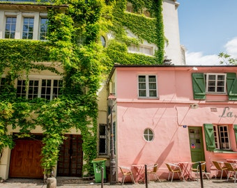 Montmartre, Paris Photography, Fine Art Photography, French Home Decor, Paris Wall Art, Montmartre Print, Paris Print, French Wall Art