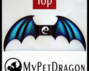 Dragon Wings - Blue