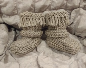 Baby Riding Boots