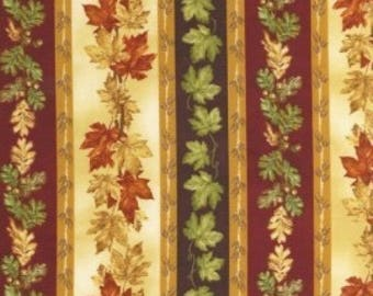 Cotton Fabric Quilting Beautiful Fall