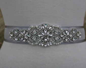 weddings, belts & sashes, bridal sash, rhinestone sash, wedding belt, bridal belt, crystal belt, diamond belt, bridal sashes