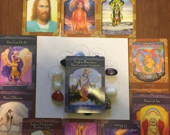 Chakra Balancing Tarot Reading