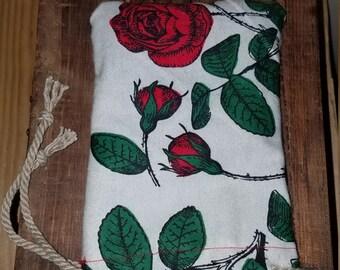 Rose Dice Bag