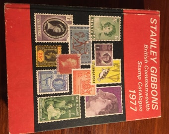 Stanley Gibbons British Commonwealth Stamp Catalogue 1977