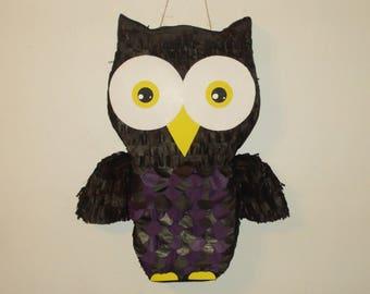 Black Owl Pinata