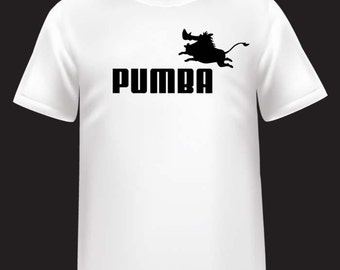 "Boys ""Pumba"" Lion King Disney Kids Shirt"