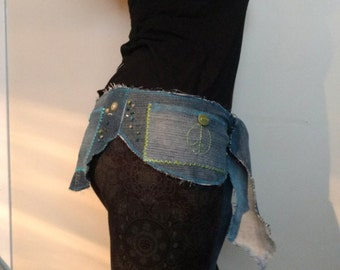 belt-utility Pocket belt-recycled Jeans
