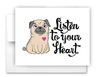 Your Heart Notecard