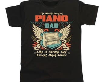 Worlds Greatest PIANO Dad