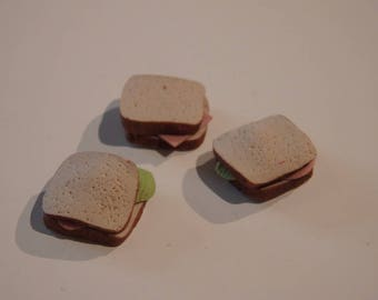 1/12th Miniature Sandwiches