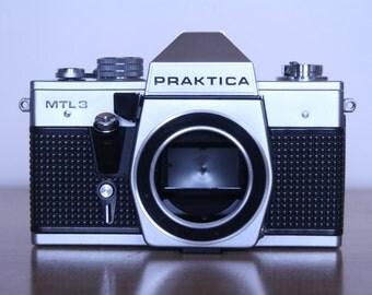 1978 Praktica MTL3 Camera body only