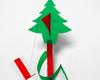 christmas tree KITE