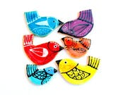 Tweet Birds Handmade Cera...