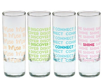 Shot Glass - 4 PK