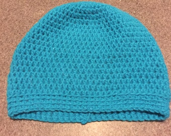 Crocheted Beanie (adult)