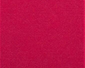 Felt - craft felt pink red / pink 1 mm 40 x 45 cm