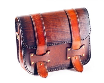 messenger bag shoulder bag leather messenger crossbody bag leather bag bag messenger brown leather bag mens bag mens gift  leather handbag