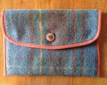 Irish Wool Laptop Sleeve for 13inch MacBook Pro