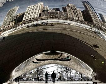 The Bean - Chicago's Cloud Gate