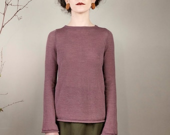 Handmade in Italy, basic knitwear, wool, Merino Wool, fashion design Italy,