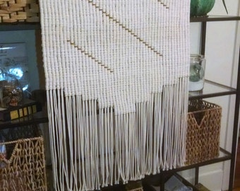 Large Macrame Wall Hanging - The Flight