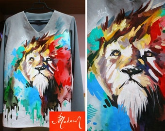 Men Clothing 100% Handmade / Hand Painted Clothing by Irina MADAN