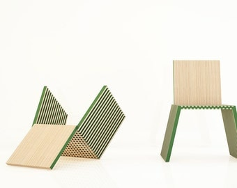 Drawa- plywood chair