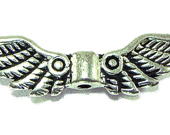 40 Silver wings (bird style)