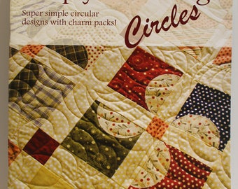 Simply Charming Circles by Moose on the Porch Quilts