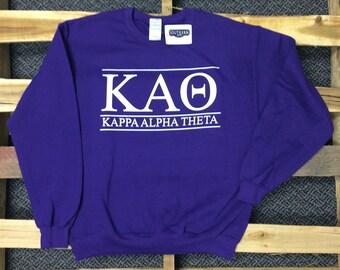 Kappa Alpha Theta: Classic Sweatshirt