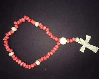 Large Handmade Wall Rosary