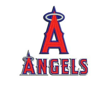 Angels embroidery design - Machine embroidery design