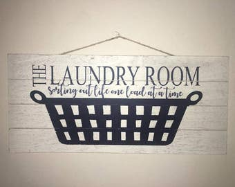 The Laundry Room Wall Decor