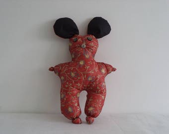 Unique Mouse Plushie/Hand-made Toy/Stuffed AnimalSoft/Children's Gift