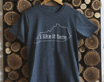 I Like It Here | Tee