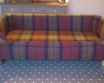 Beautiful Handmade Upholstered Pet Bed