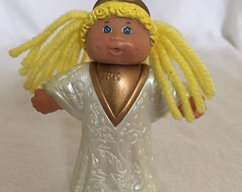 1992 Cabbage Patch Kid Happy Meal toy!