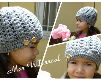 "Hat model ""Mary"""
